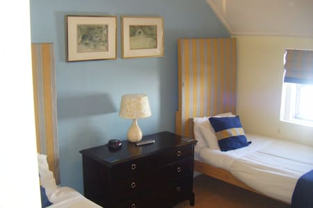 Twin Room en-suite - Tomintoul - Bed & Breakfast