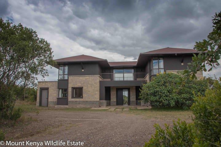Villa in the Wild, Mount Kenya Wildlife Estate #44