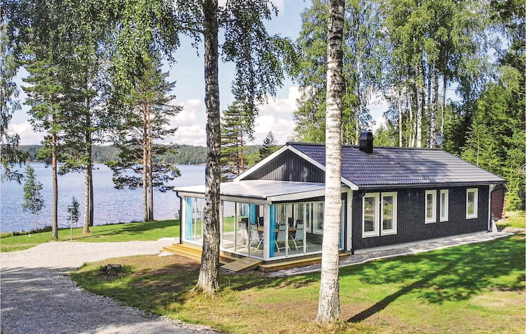 Holiday cottage with 3 bedrooms on 54m² in Årjäng