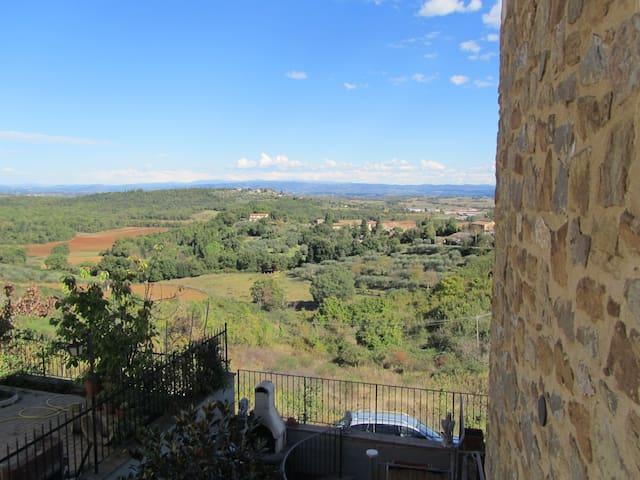 CASA SOL 19KM DI SIENA - Province of Siena - Leilighet