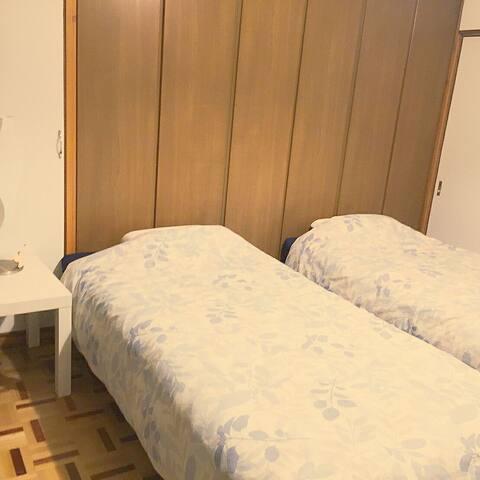 (203)大阪鶴橋一戶建獨立房間 - 大阪市 - Bed & Breakfast