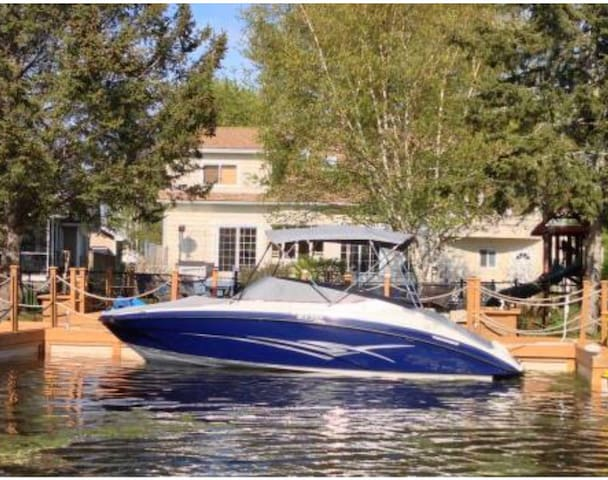 Beautiful Four Bedroom Lagoon City Waterfront Home
