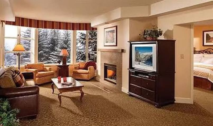 Amazing Vail Condo. March 25-Apr 1 - Vail - Pis