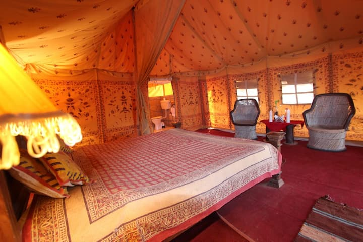 Desert Camp in Jaisalmer