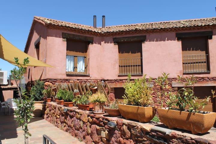Las Tenadas de Riaza - Villacorta - 公寓