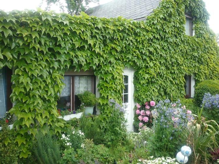 Kleines Ferienhaus in Liebengrün