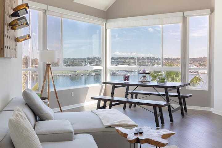 One of a kind ocean view  penthouse Venice beach