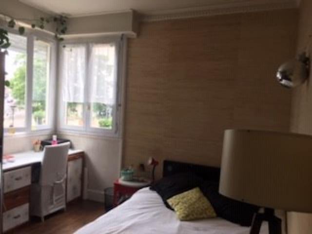 Chambre privée pour être heureux à Paris