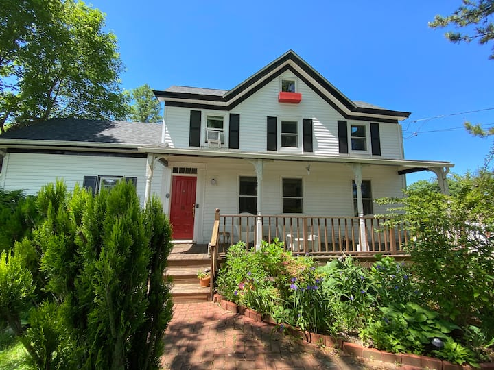 Stunning Greenport Home with Pool and Pool House!