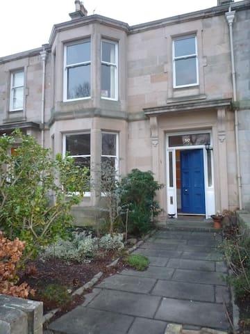 Single room in peaceful haven - Edinburgh - House