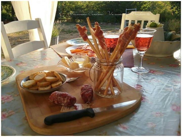 Un cuore nel Monferrato: accoglienza... di gusto!