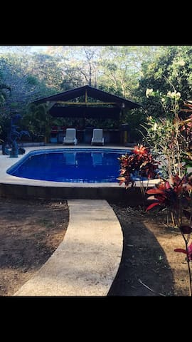 Peaceful & Cozy home in the heart of Guanacaste - Santa Cruz - House