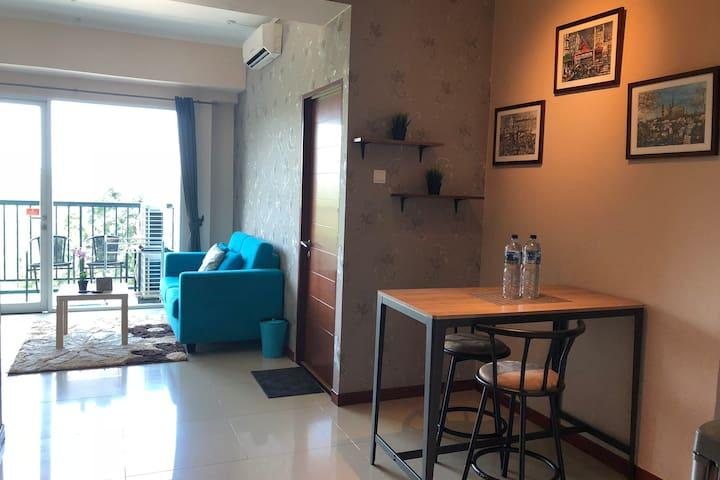 Apartment 2BR  Dago Marbella Suites Bandung