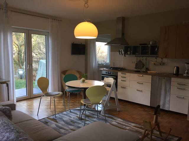 Zwischen den Gärten - Detmold - Apartment