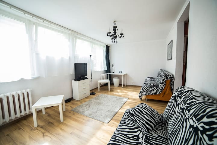 Apartament Studio Zebra OldTown