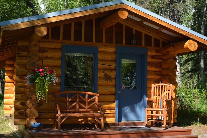 Miner's Cabin at Hatcher Pass B&B
