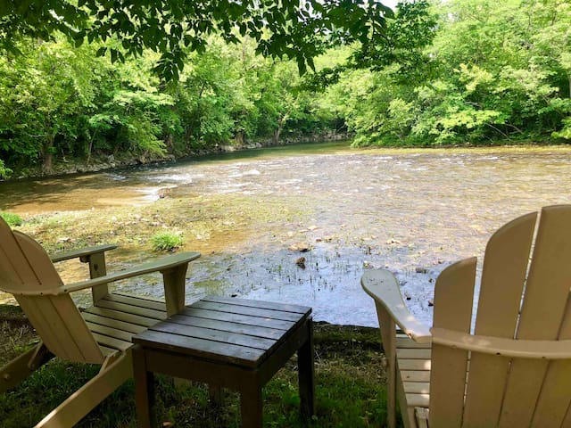 River Retreat in the Smokies!