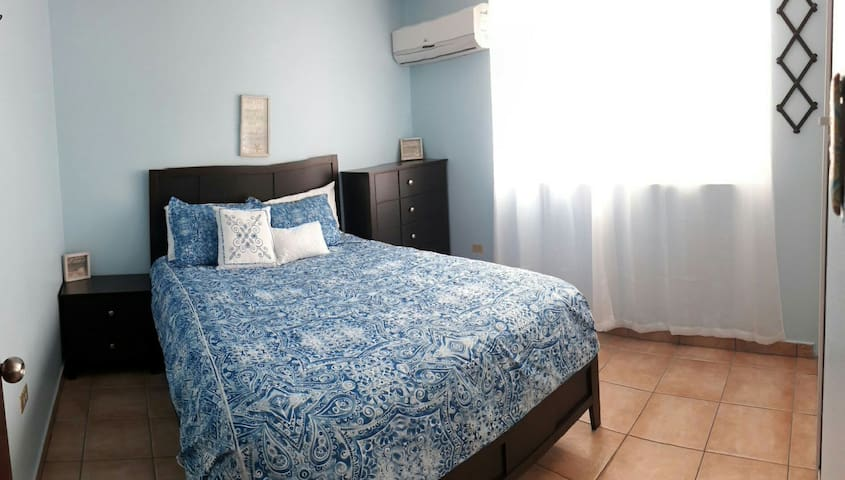 Family apartment in Montones beach, Isabela