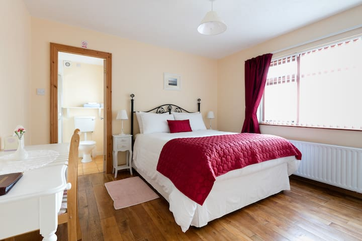 Dewhamill B&B Garden view room. - Bellaghy, Magherafelt  - Bed & Breakfast