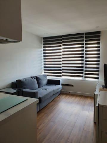 Studio meublé au plein cœur de Paris 13e