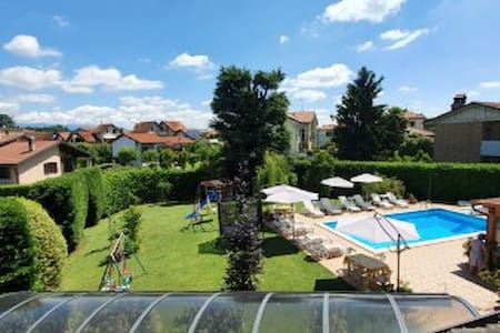 Villa with swimming pool in Brianza