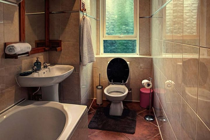 Smart Central B&B Double Private Toilet
