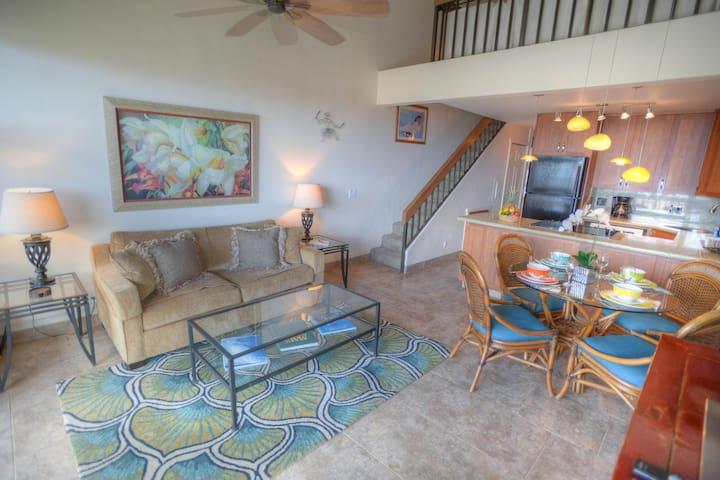 Maui Vista 3401  Deluxe Top Floor Unit- Ocean View