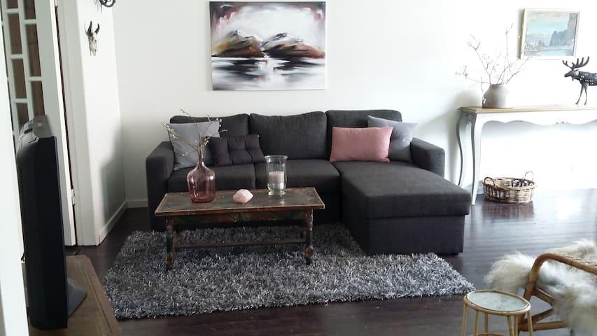 Stylish and elegant apartment in Akureyri