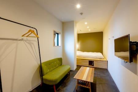 デラックスダブルルーム Deluxed double room