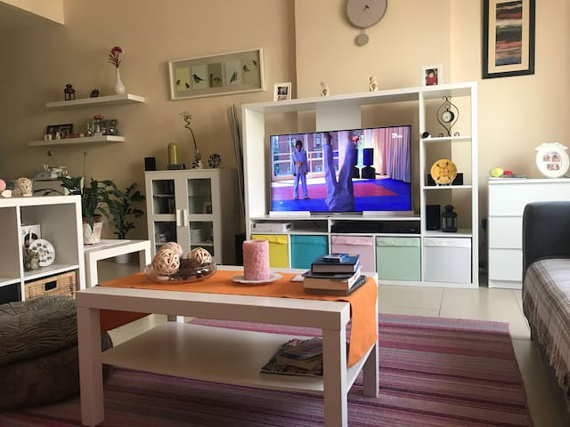 Cozy 1BR apartment in Dubai Silicon Oasis
