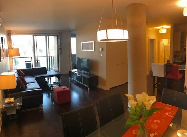 fully furnished condo prestige