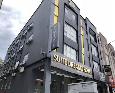 Single Room at Suite Dreamz Hotel