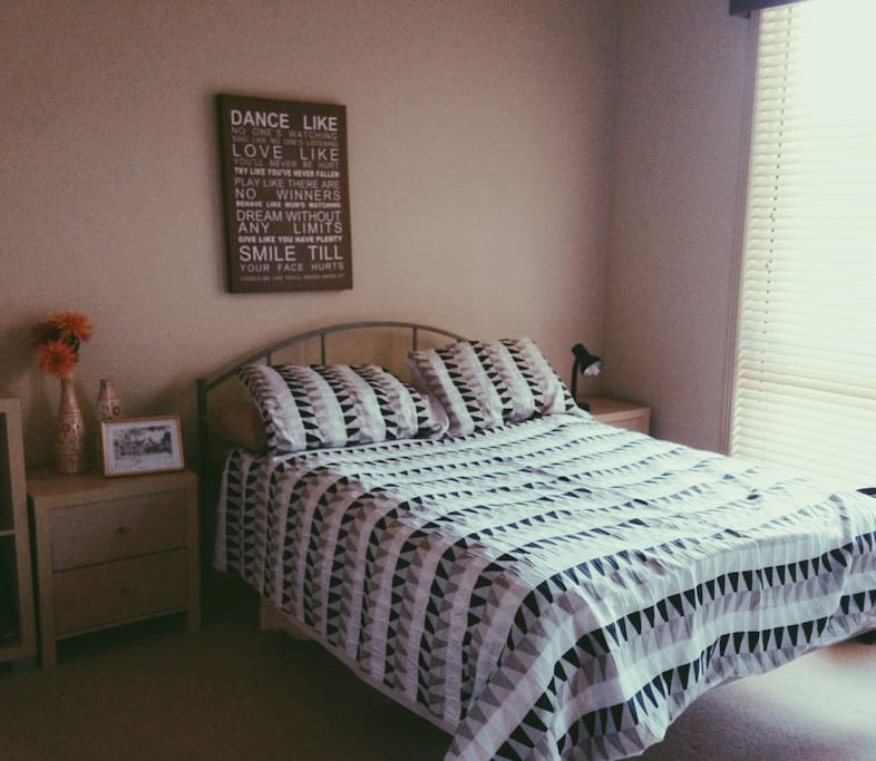 1 of 2 available bedrooms