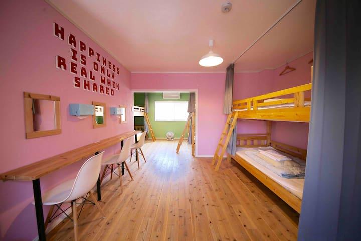 GREENWOOD HOSTEL Female Dormitory