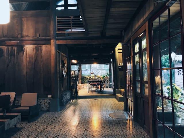 Opal house, Ta Van, Sa Pa-Quadruple room 2  (-30%)