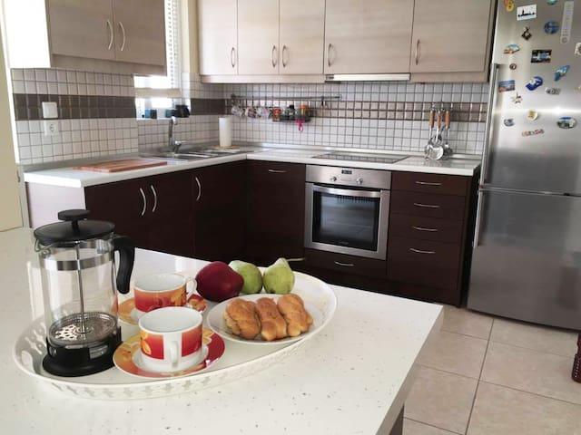 Χώρος κουζίνας, Kitchen