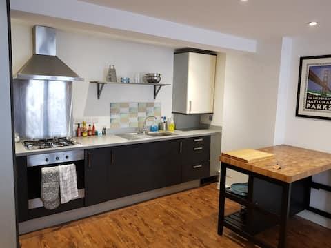 Ground Floor 1 Bedroom Flat in Bristol.