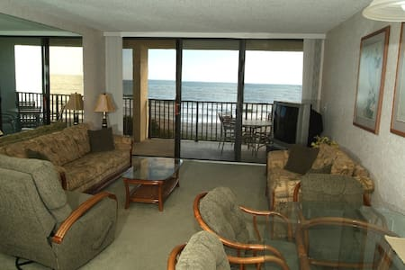 Beach Front Penthouse Condo w/Direct Ocean Views - Мыс Канаверал - Кондоминиум