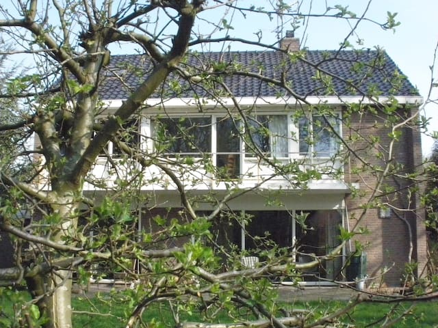 T'Huys-Sylvia van Erning - Wagenborgen - Huis