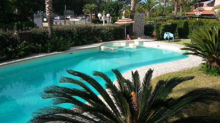 Portorosa Apartments - Trilocale sul mare n° 2