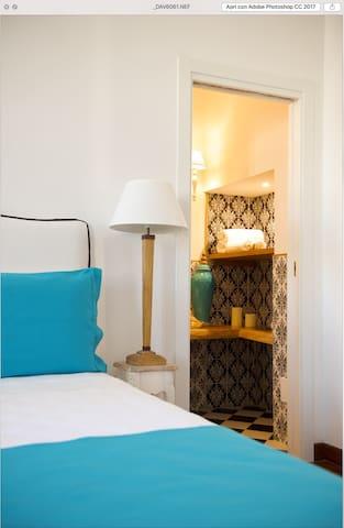Palazzetto del700 in centro storico - SANT'AGATA SUI DUE GOLFI - Bed & Breakfast