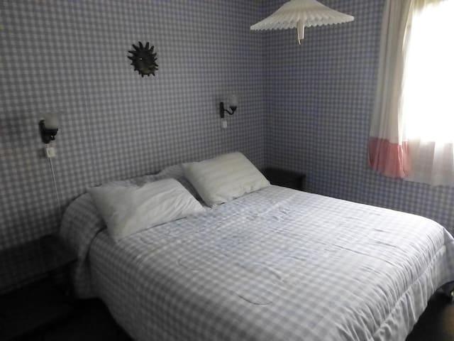 Dormitorio 2 cama matrimonial