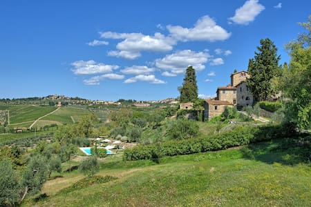 La Chiantigiana - Chiantigiana 3, sleeps 2 guests - Greve in Chianti - Appartement