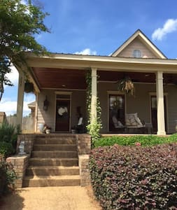 Comfortable, relaxed, traditional southern home - Oxford