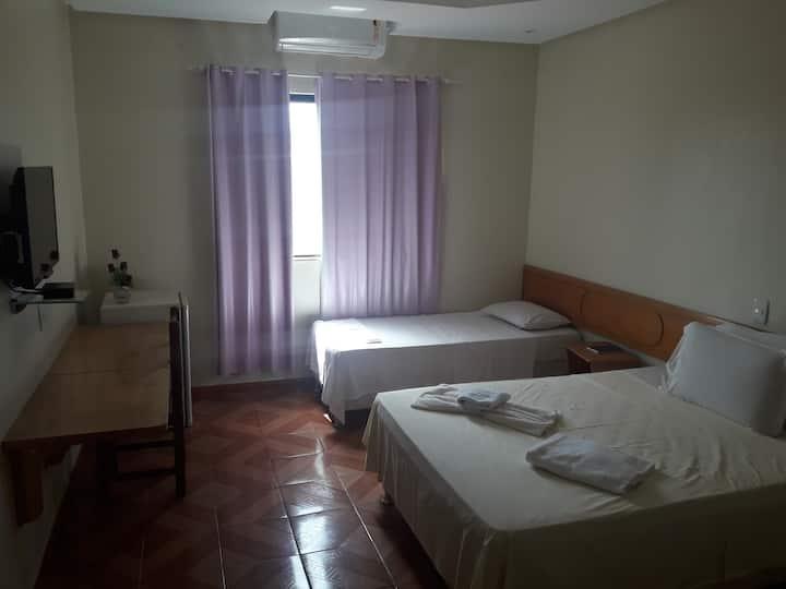 Hotel Litoral. Conforto e qualidade.