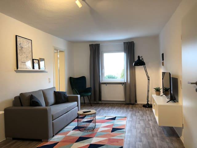 Moderne & möblierte Wohnung auf Zeit am Phönix See