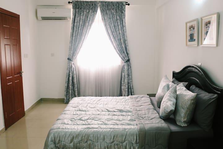 Contemporary Private Room in Lagos