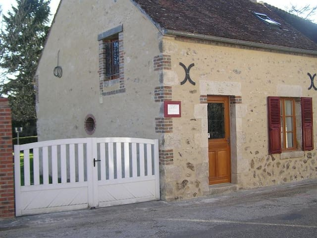 Gite proche de Guedelon, Saint Fargeau, Briare - Lavau - House