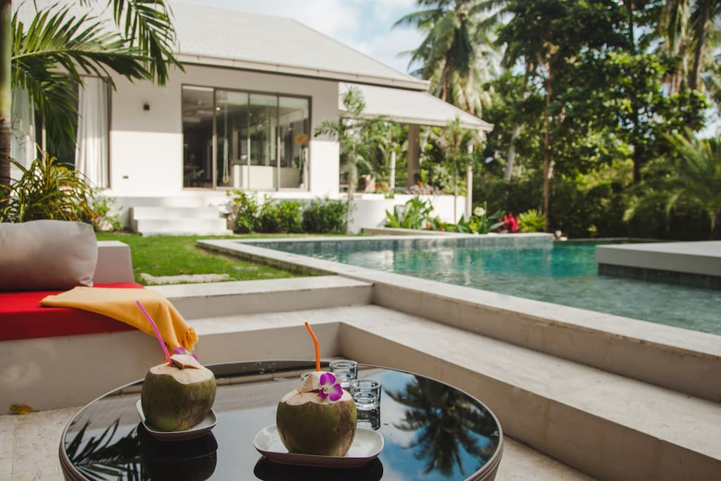 The villa has contemporary artistic interior design, spacious bedrooms and living spaces, Amaya Villa will provide the ultimate holiday home for you and your family time and time again.