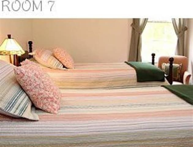 Welcome Home - Rm 7 - Quiet & Restful B&B.